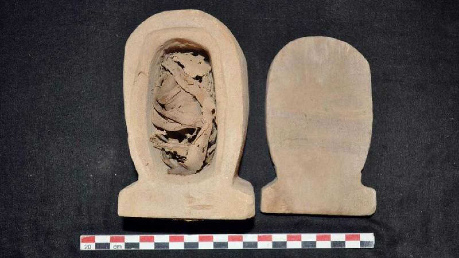 Se cree que las nuevas tumbas podrían formar parte de la necrópolis del este de Asuán por la similitud del diseño arquitectónico.