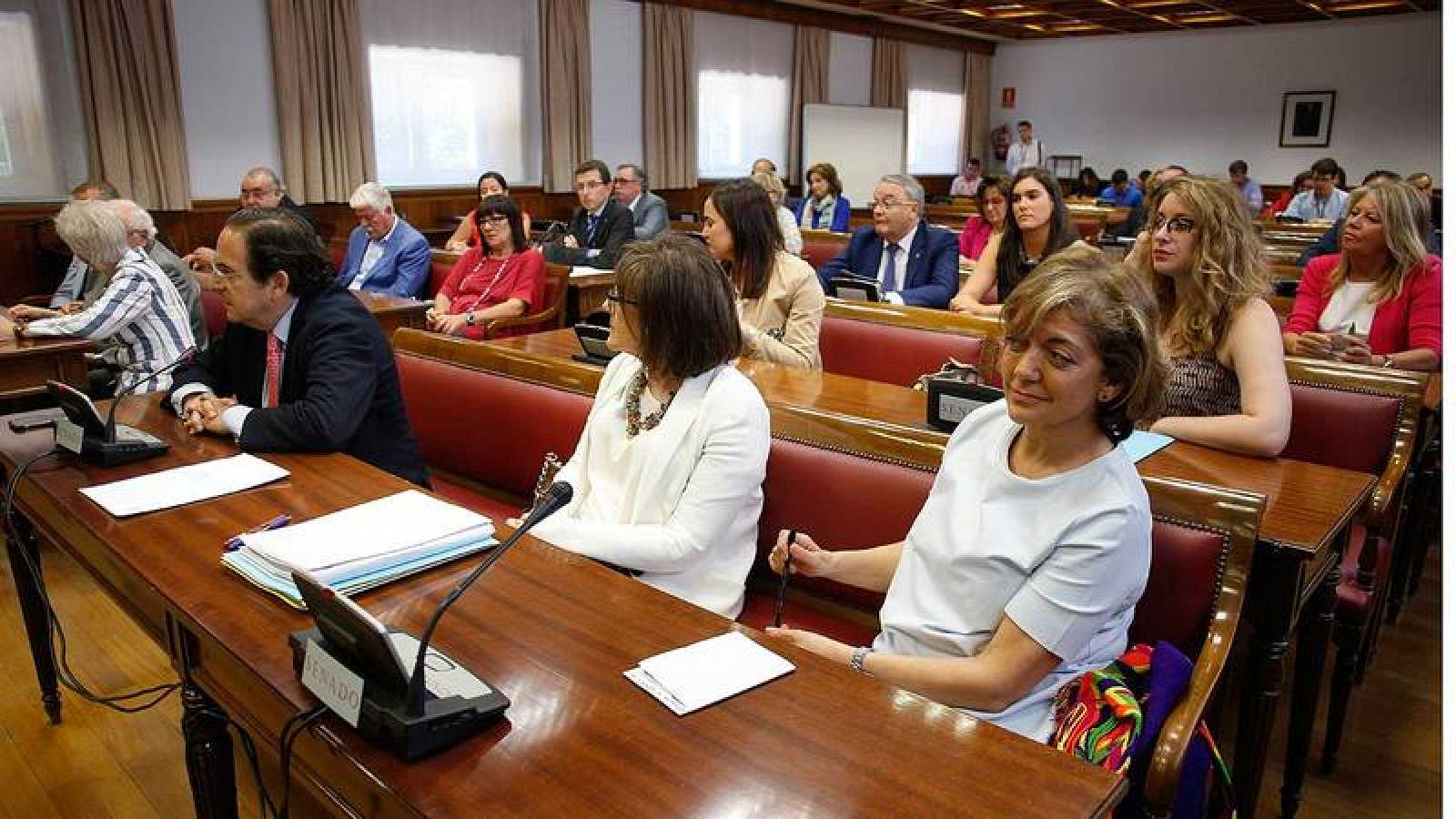Polémica en la constitución de la Comisión de investigación del Senado sobre la financiación de los partidos