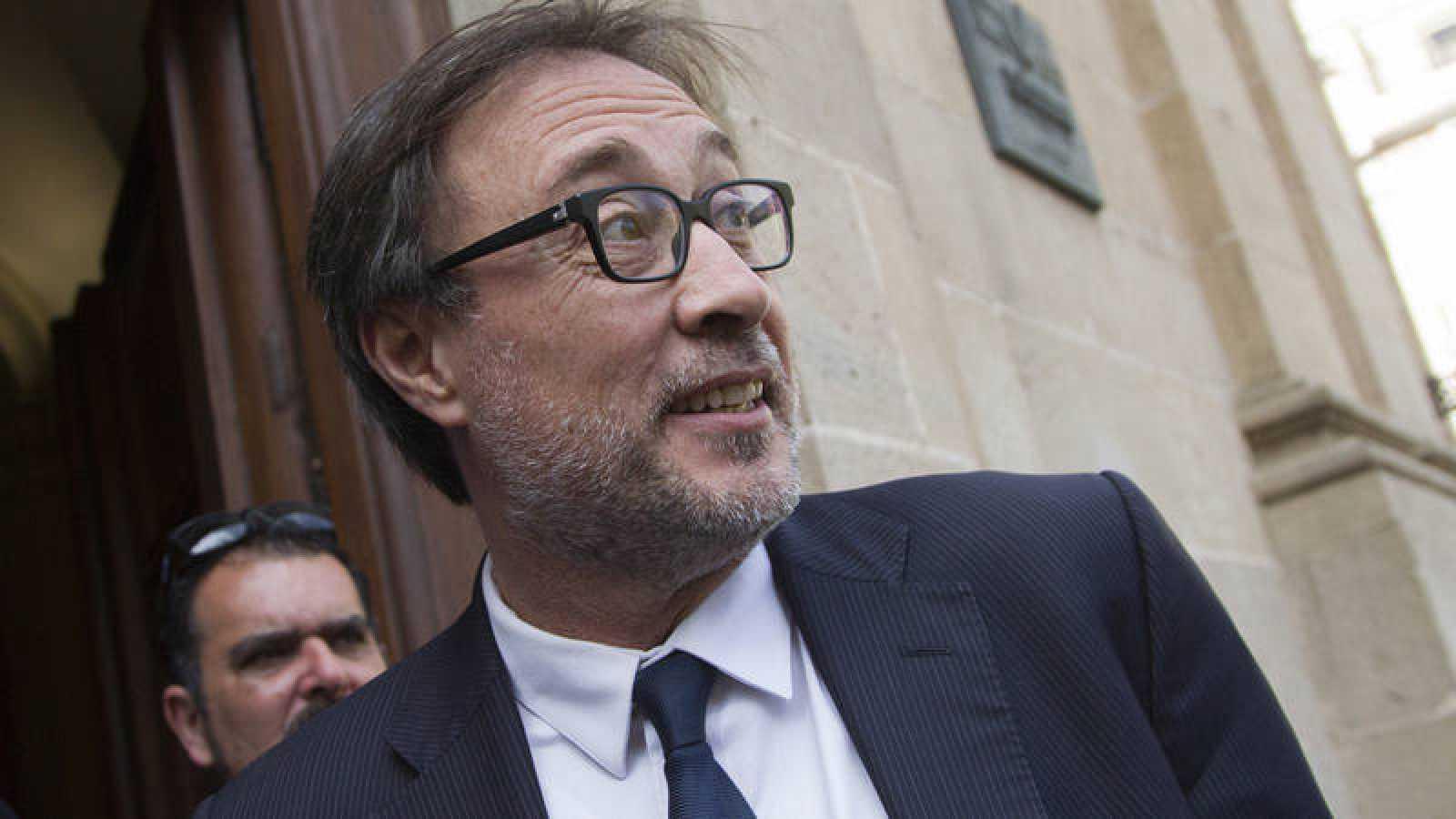 El excandidato a la presidencia del FC Barcelona, Agustí Benedito