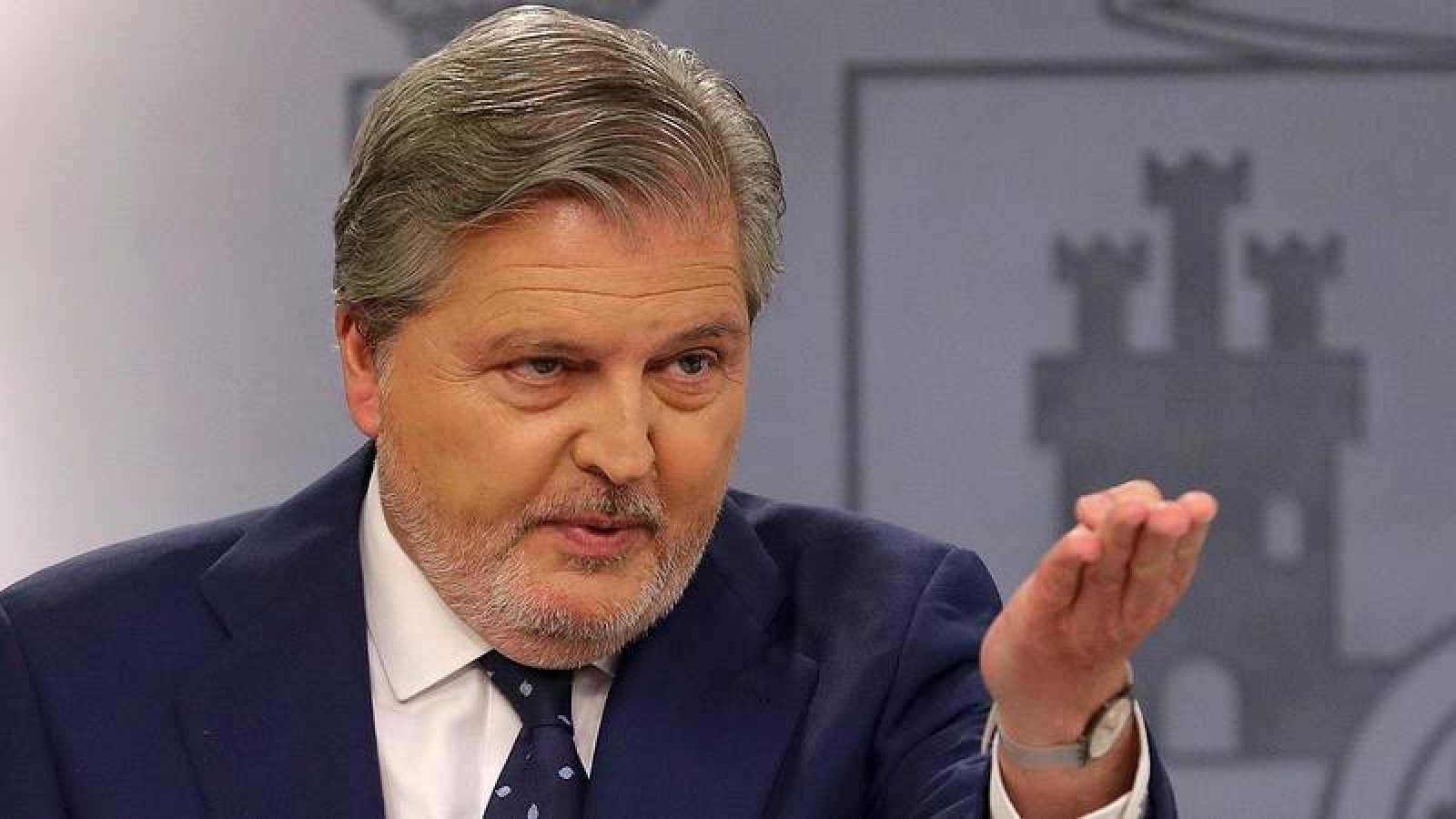 El portavoz del Gobierno acata la sentencia de la amnistía y confirma el apoyo a Montoro