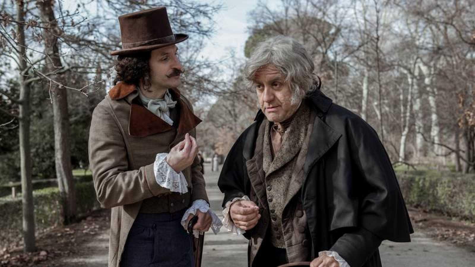 Velázquez y Goya
