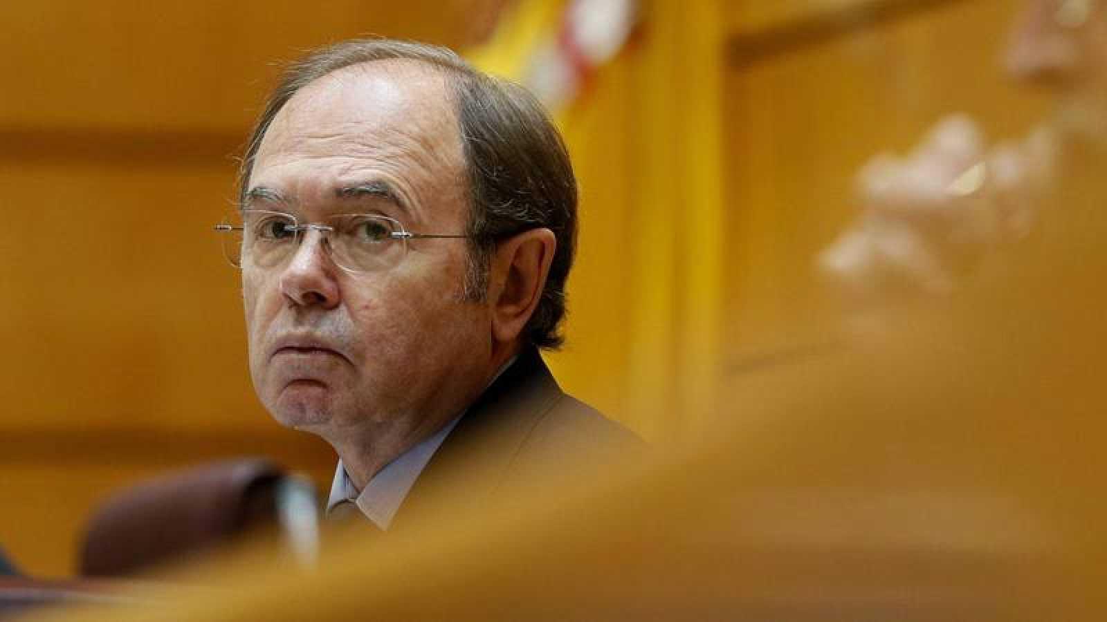 Imagen de archivo del presidente del Senado, Pío García-Escudero.