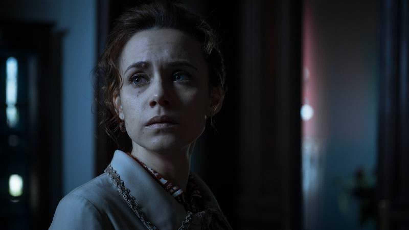 Aura Garrido interpreta a Amelia Folch en 'El Ministerio del Tiempo'