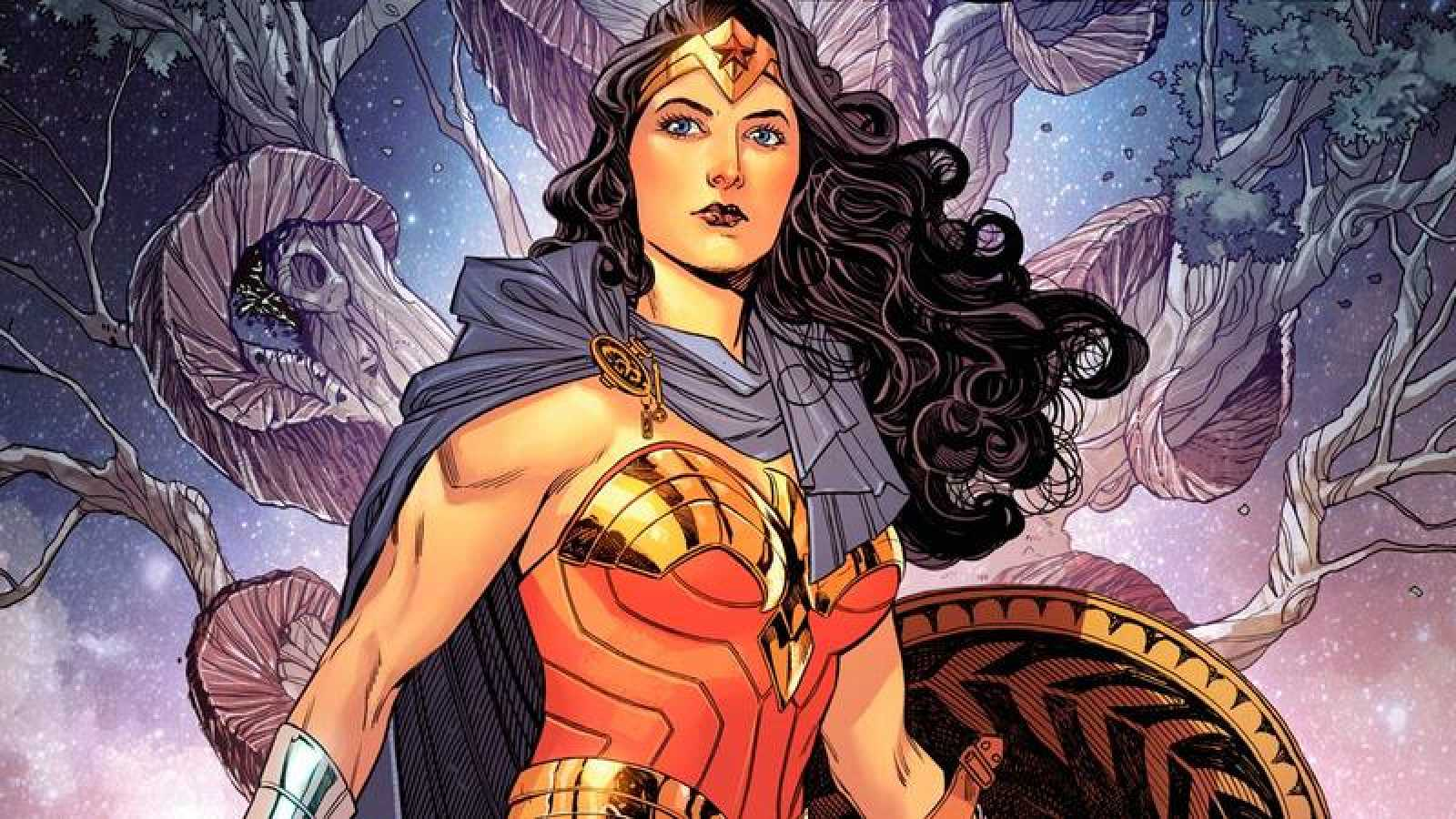 Wonder Woman vista por Bilquis Evely