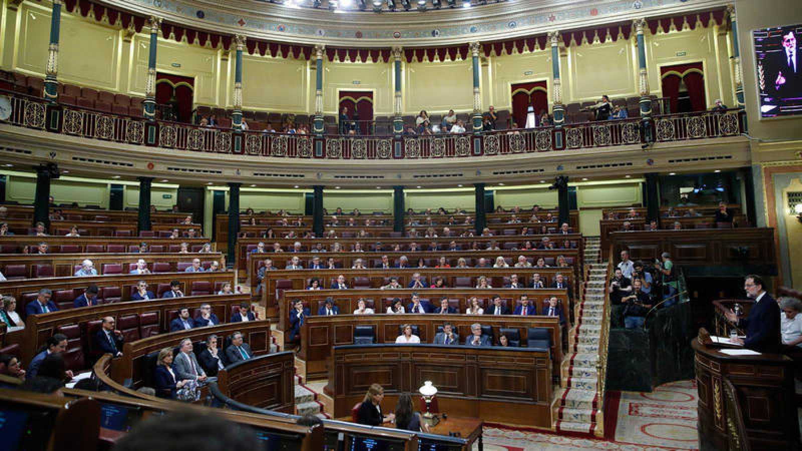 Pleno del Congreso de los Diputados