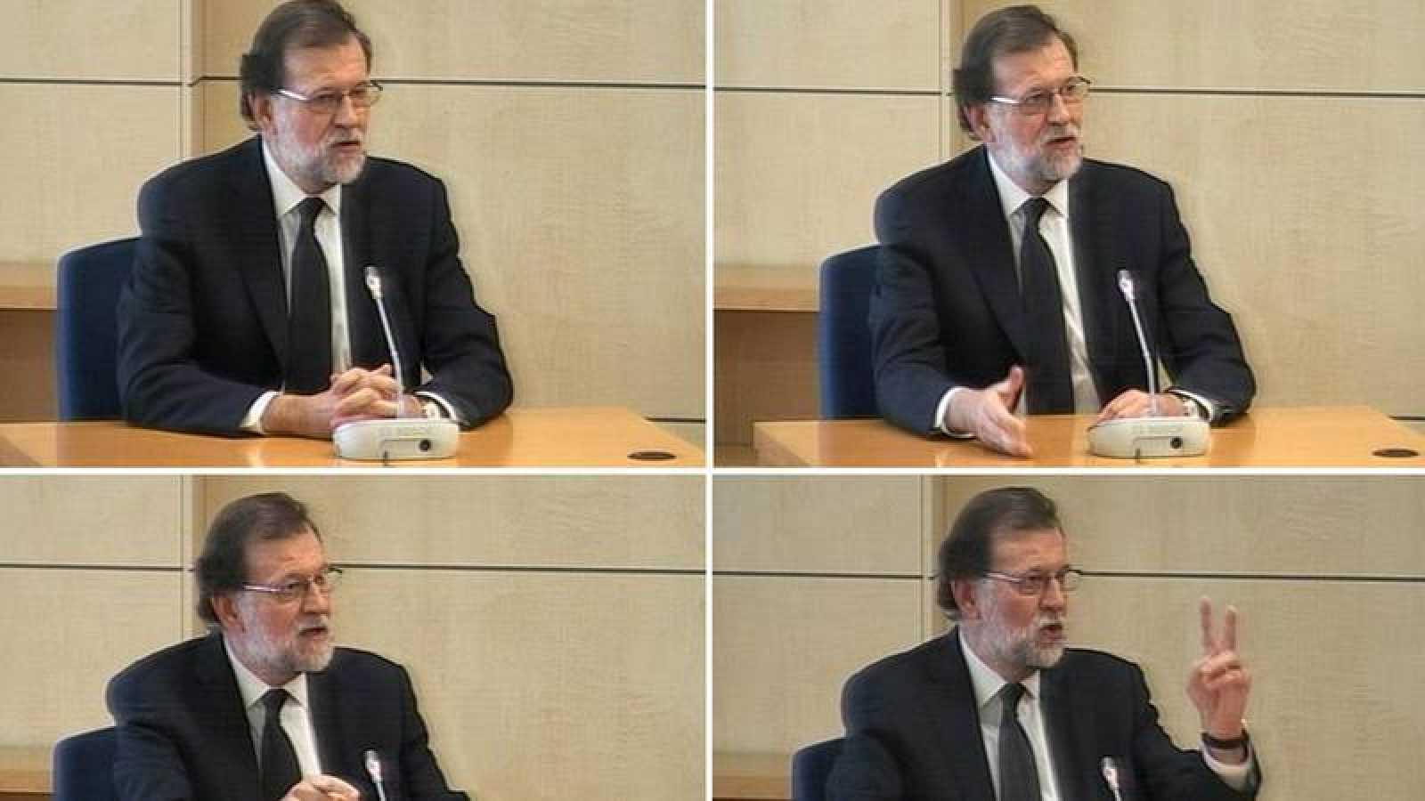 Las Frases De Rajoy En El Juicio Del Caso Gürtel Rtvees