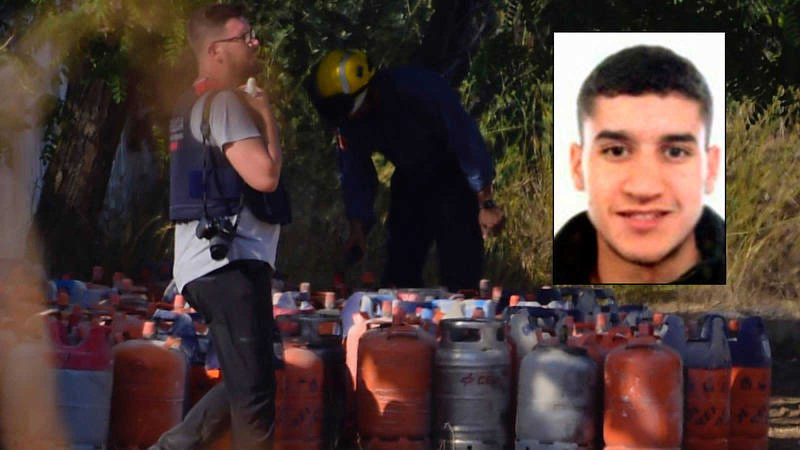 Younes Abouyaaqoub, el responsable del atropello en Las Ramblas, murió abatido en Subirats