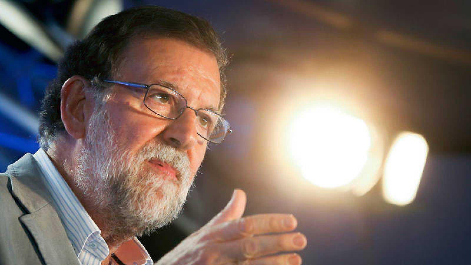 El presidente del Gobierno, Mariano Rajoy, en una imagen de archivo