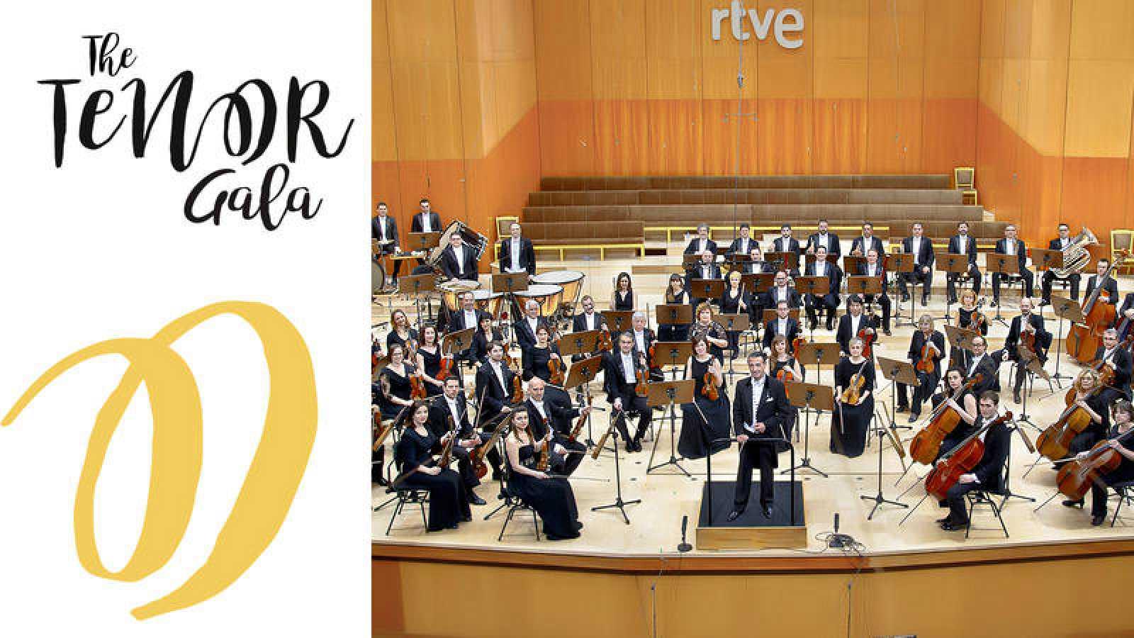 The Tenor Gala con la Orquesta Sinfónica RTVE