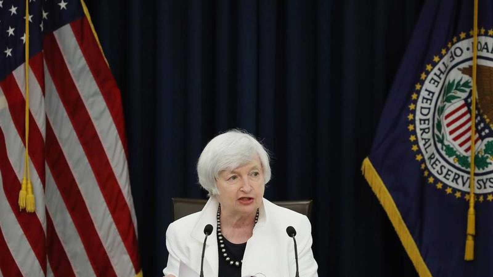 Janet Yellen anuncia la reducción de las compras de deuda puestas en marcha en 2008