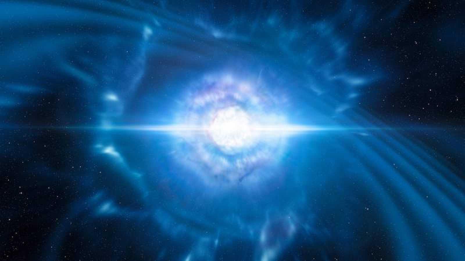 Resultado de imagen de Ondas de luz captadas por los telescopios