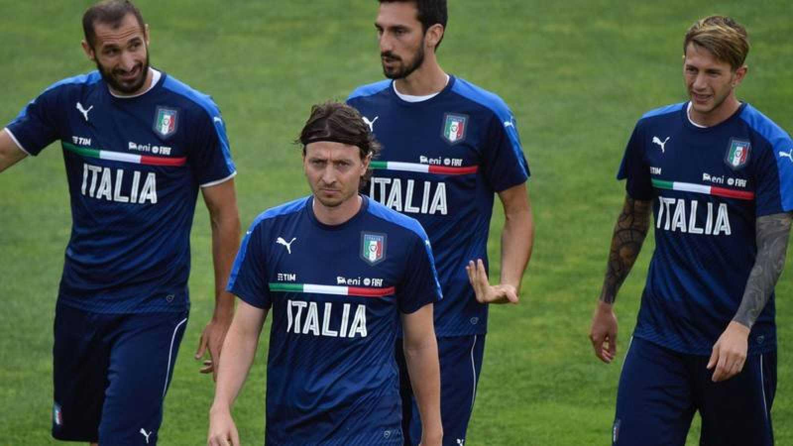 Italia se jugará su presencia en Mundial contra Suecia