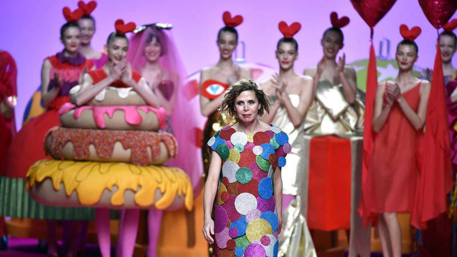 bc6d8644af Ágatha Ruiz de la Prada logra el Premio Nacional de Diseño de Moda