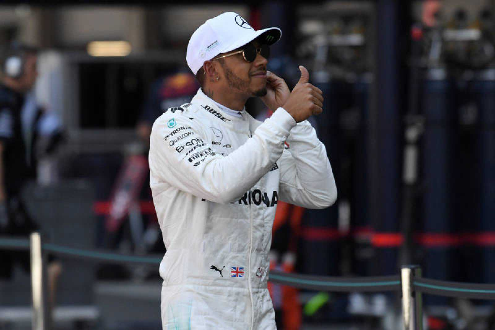 El británico Lewis Hamilton es el nuevo campeón del mundo de F1.