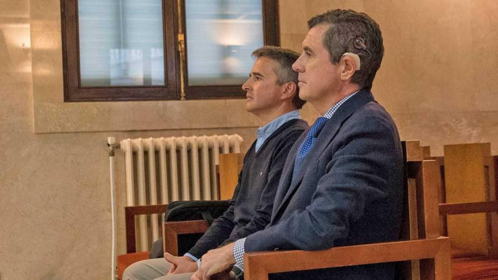 El expresidente del Govern Jaume Matas en su sexto juicio por el caso Palma Arena