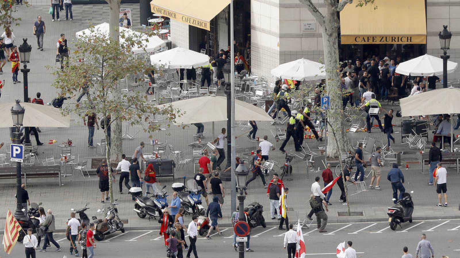 Resultat d'imatges de la batalla de barcelona