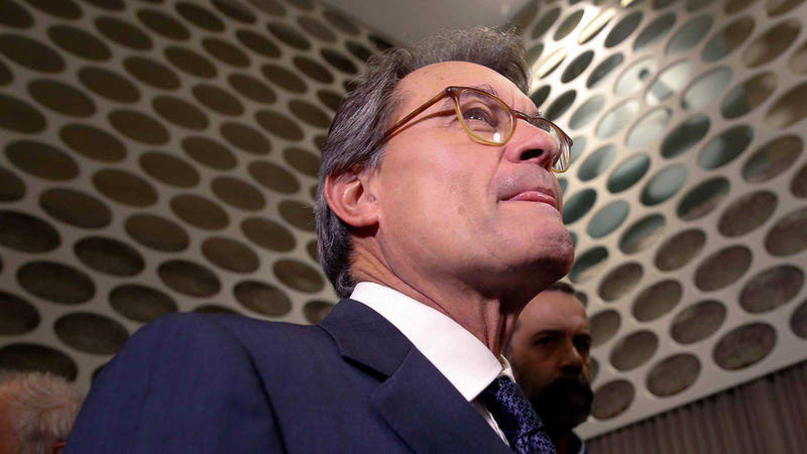Artur Mas, expresidente de la Generalitat, en una imagen reciente