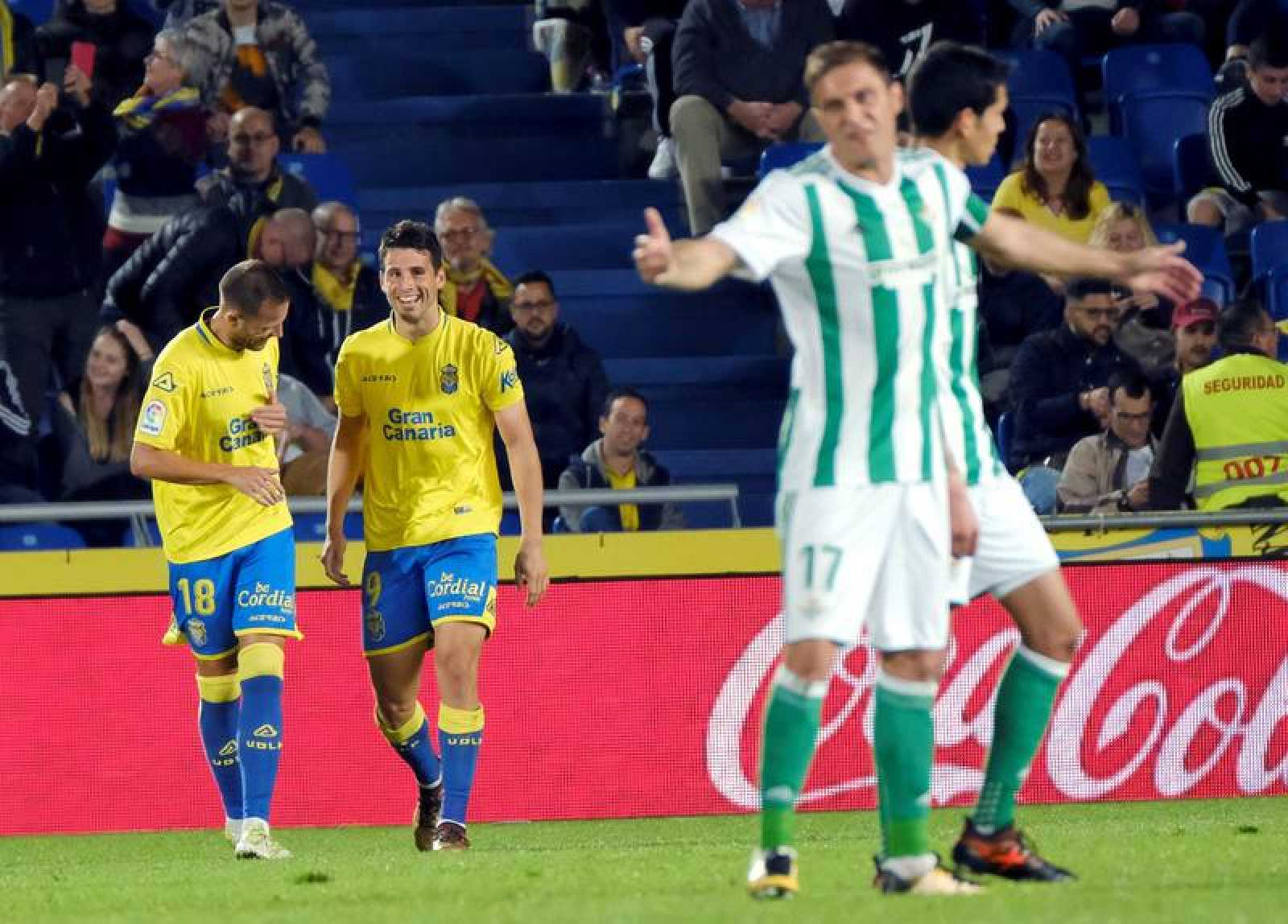 a04eff884 Las Palmas 1-0 Real Betis | Jornada 14 | Las Palmas respira a costa ...