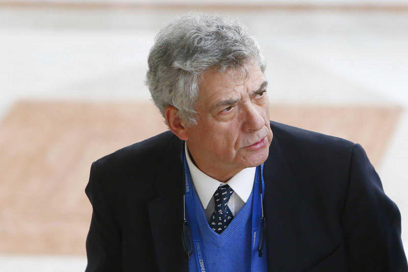 Imagen de archivo de Angel María Villar, presidente suspendido de la RFEF.