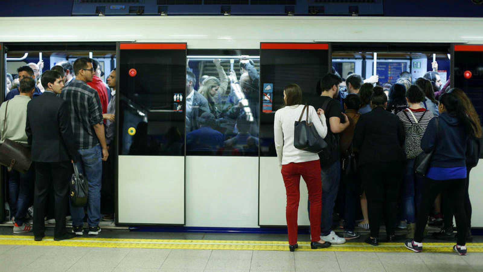 Estación de metro de Nuevos Ministerios