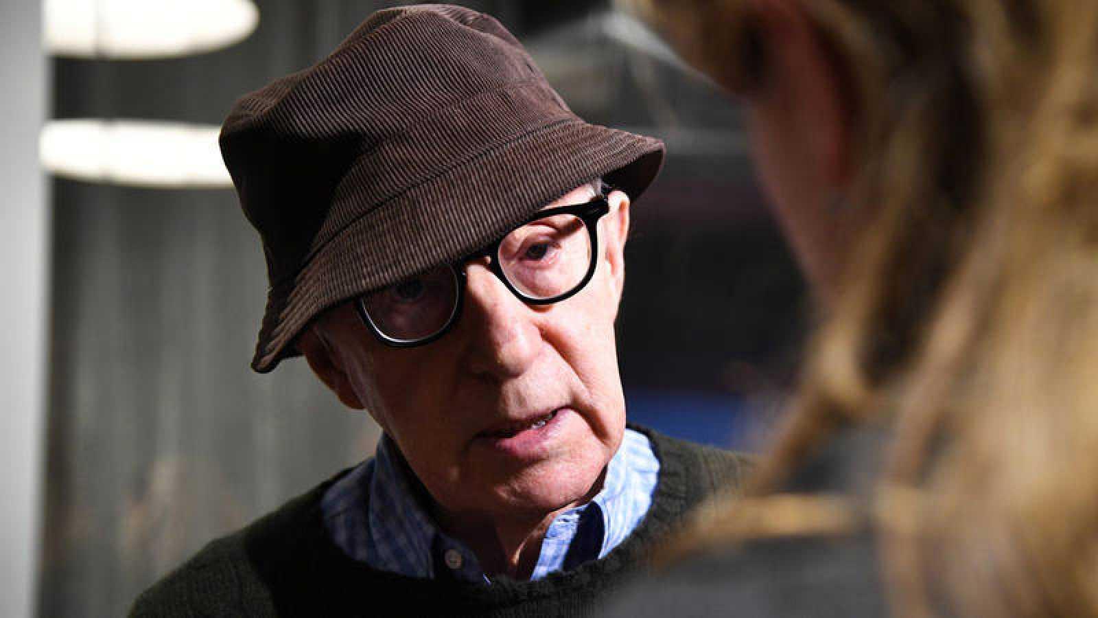 El cineasta neoyorquino Woody Allen