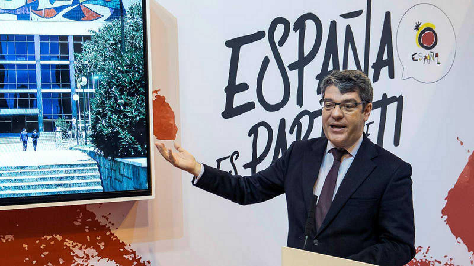 El ministro de Energía, Álvaro Nadal, en una imagen reciente.
