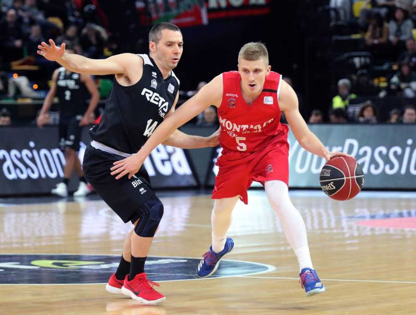 RETAbet Bilbao Basket - Monbus Montakit Fuenlabrada