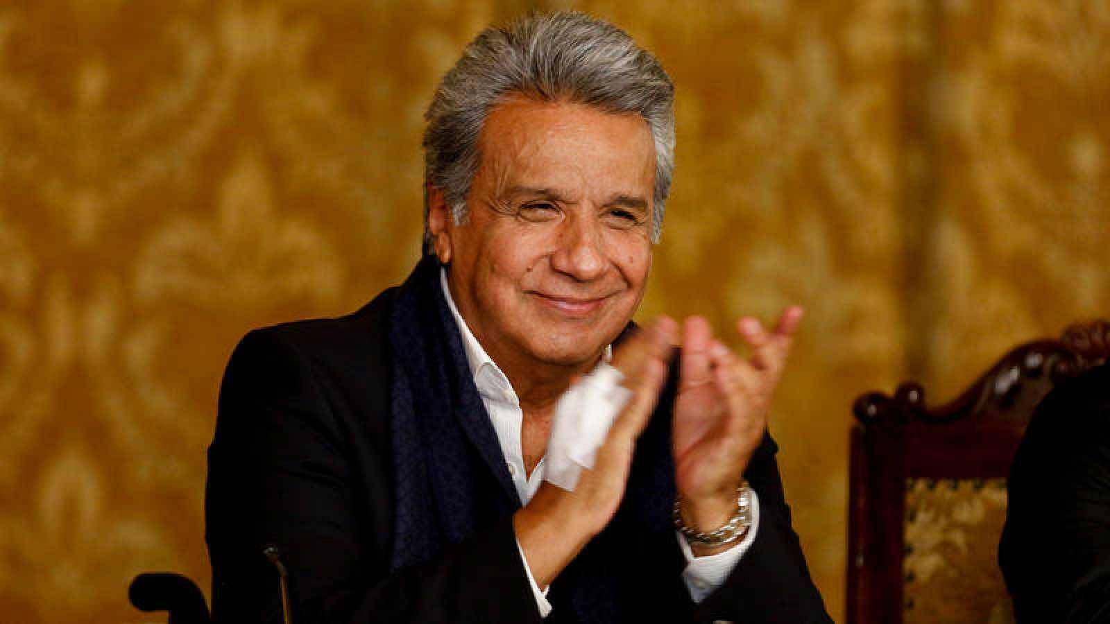 Lenín Moreno logra respaldo del sí a su consulta, pero no doblega al correísmo
