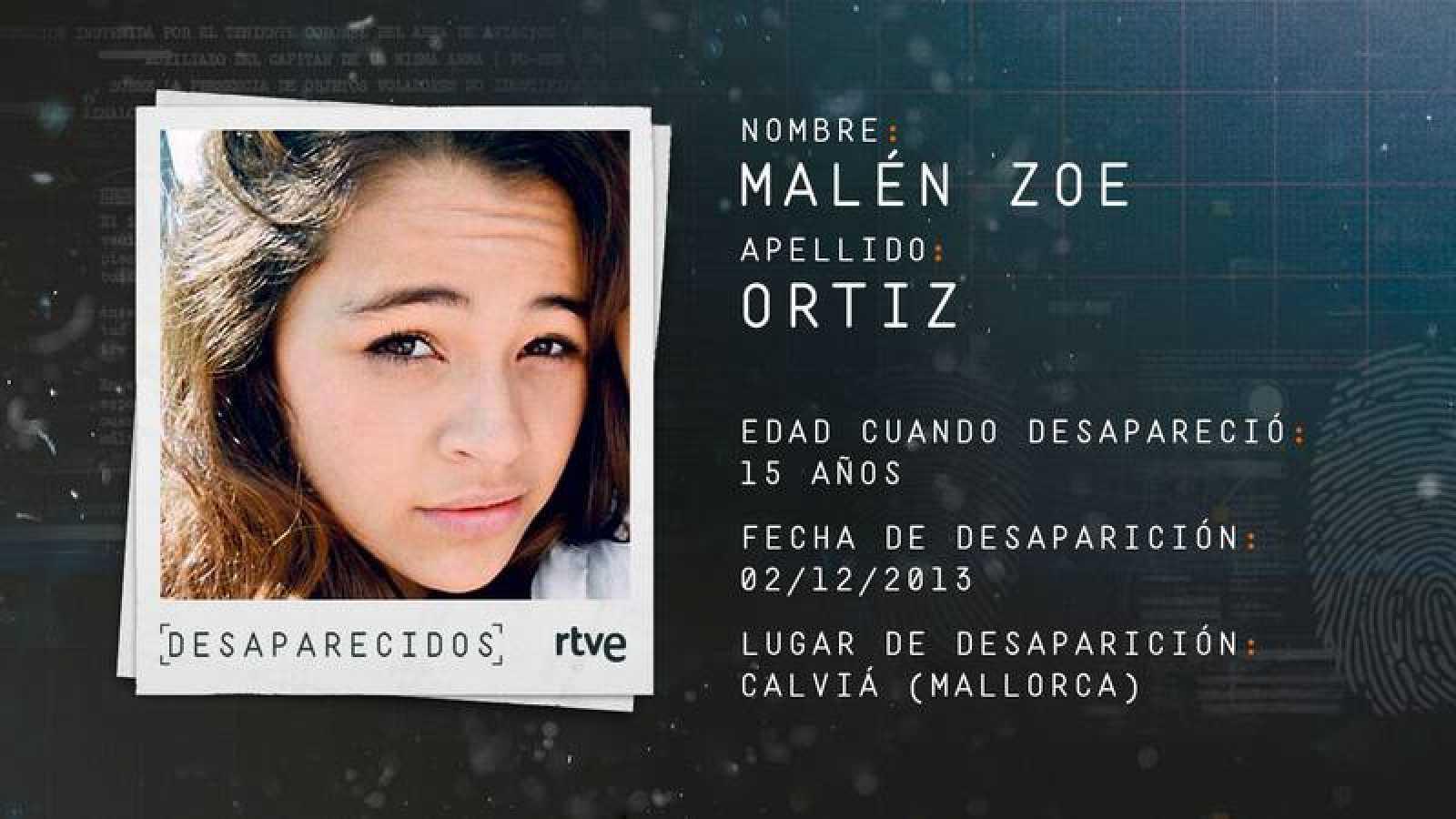 Malén Zoe Ortiz