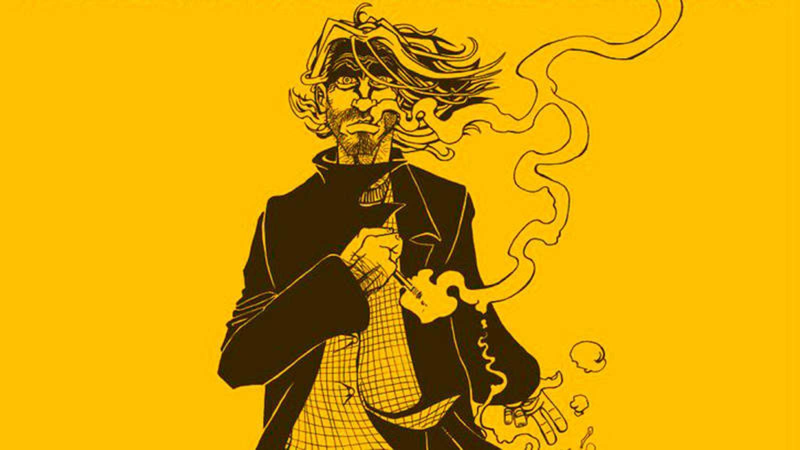 Fragmento de la portada de 'Que decidan las cerillas'