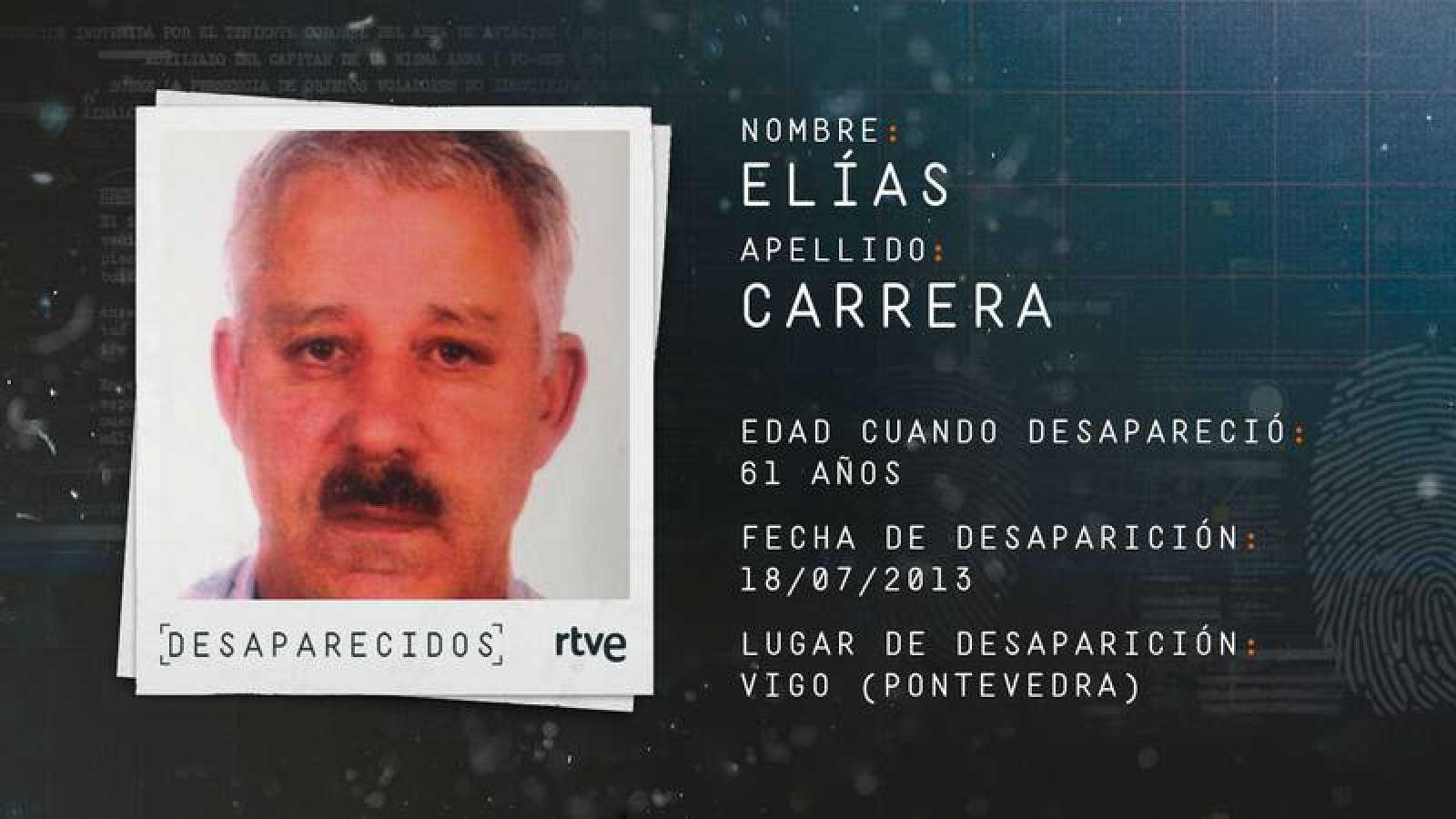 Elías Carrera