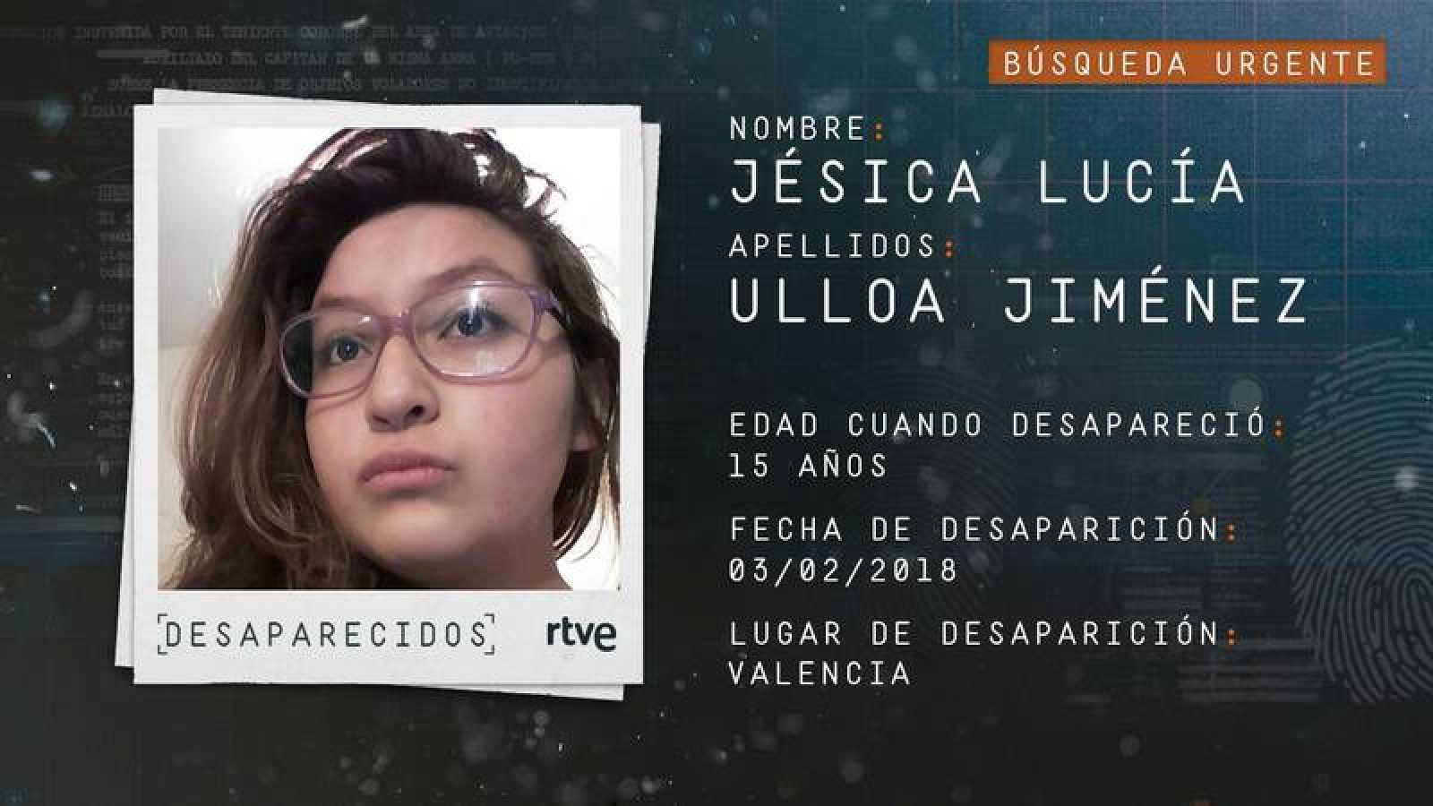 Jésica Lucía Ulloa Jiménez