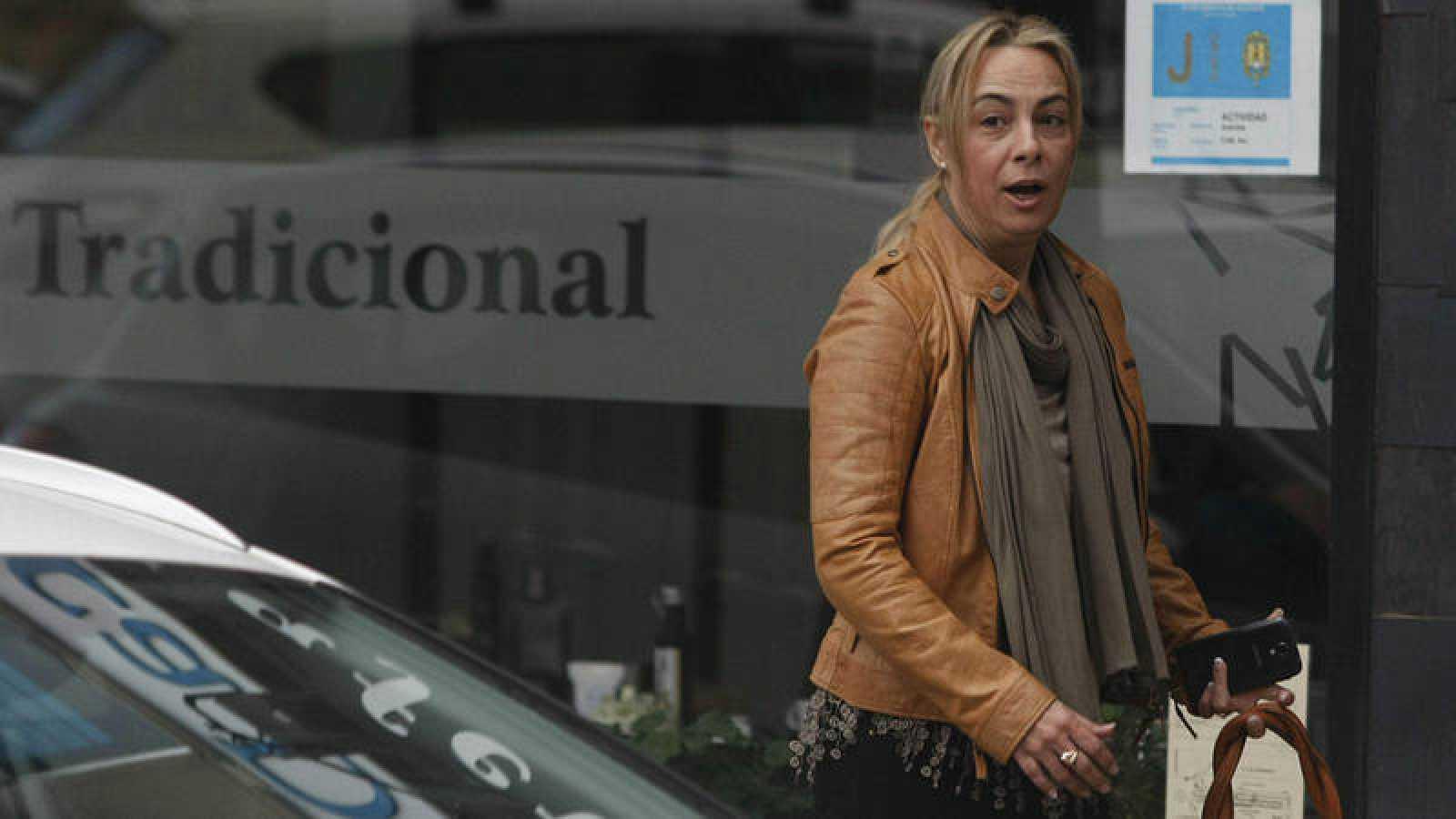 La exalcaldesa de Alicante, Sonia Castedo, en una imagen de 2015