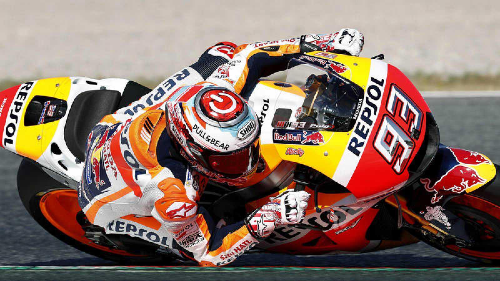 Marc Márquez seguirá dos temporadas más en Honda.
