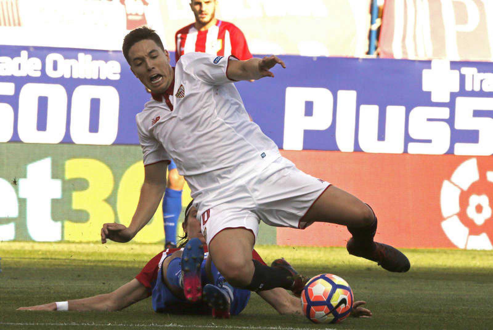 Samir Nasri ha sido sancionado por un tratamiento al que se sometió en su etapa en Sevilla.