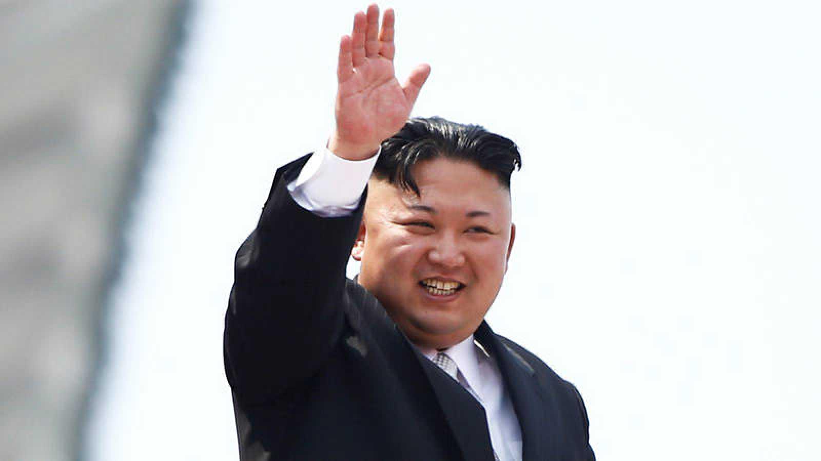 El líder norcoreano Kim Jong-un en una imagen de archivo