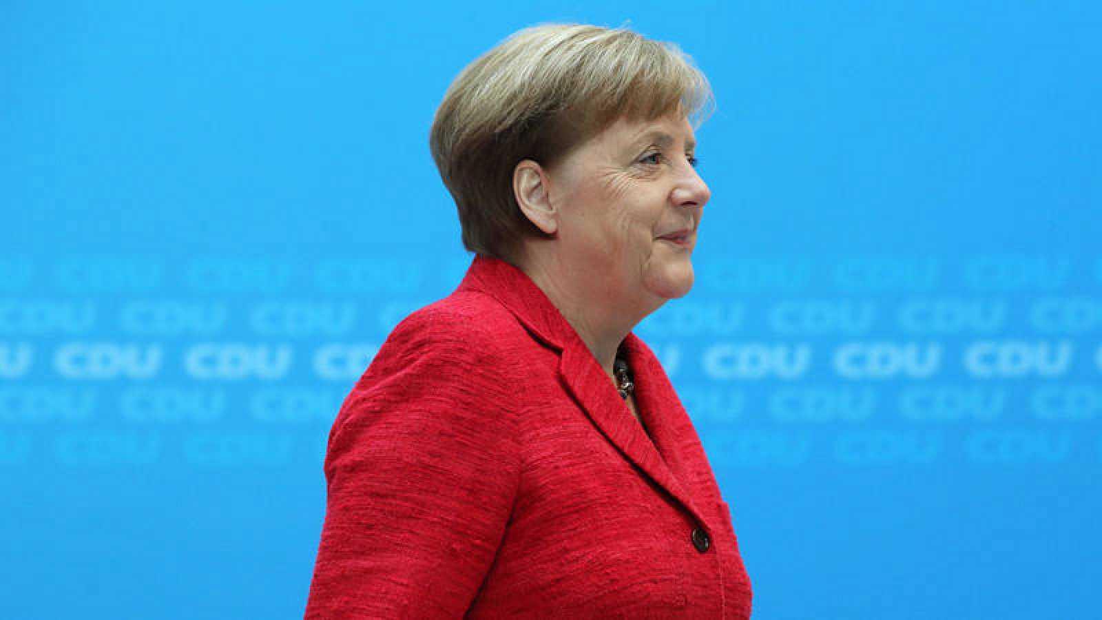 Merkel repetirá como canciller en Alemania