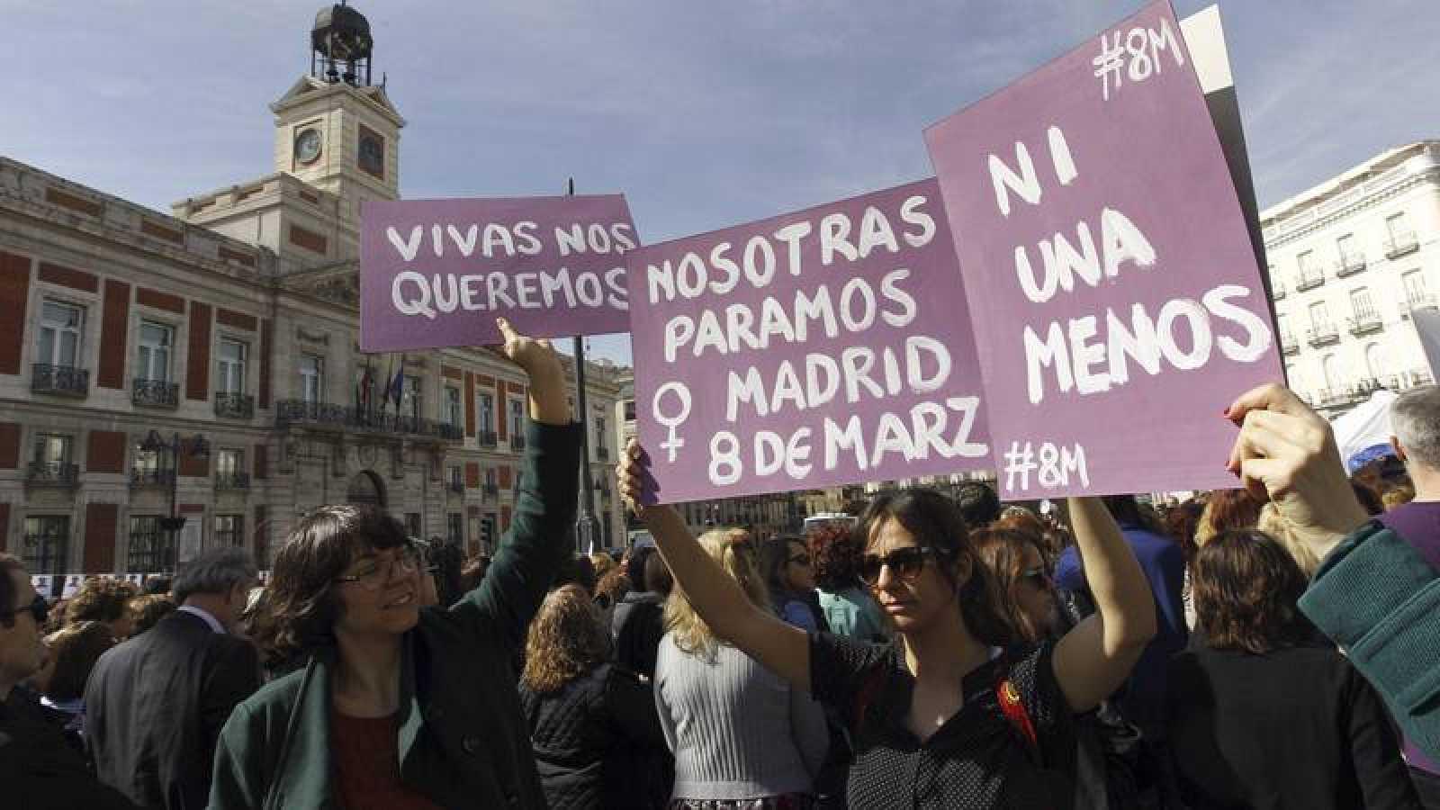 Día Internacional De La Mujer Las Claves De La Huelga