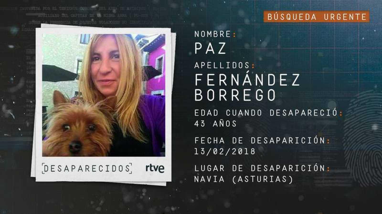 Paz Fernández Borrego