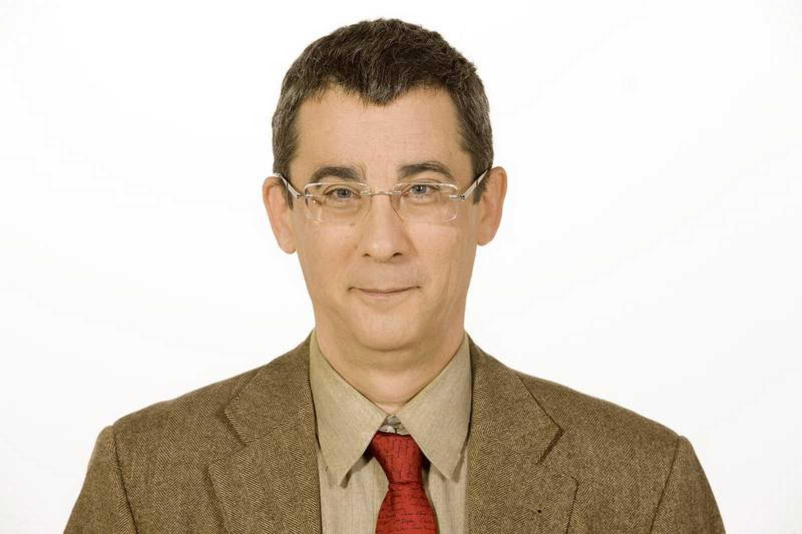José Gabriel Herrero Aznarez, corresponsal de RNE en Berlín