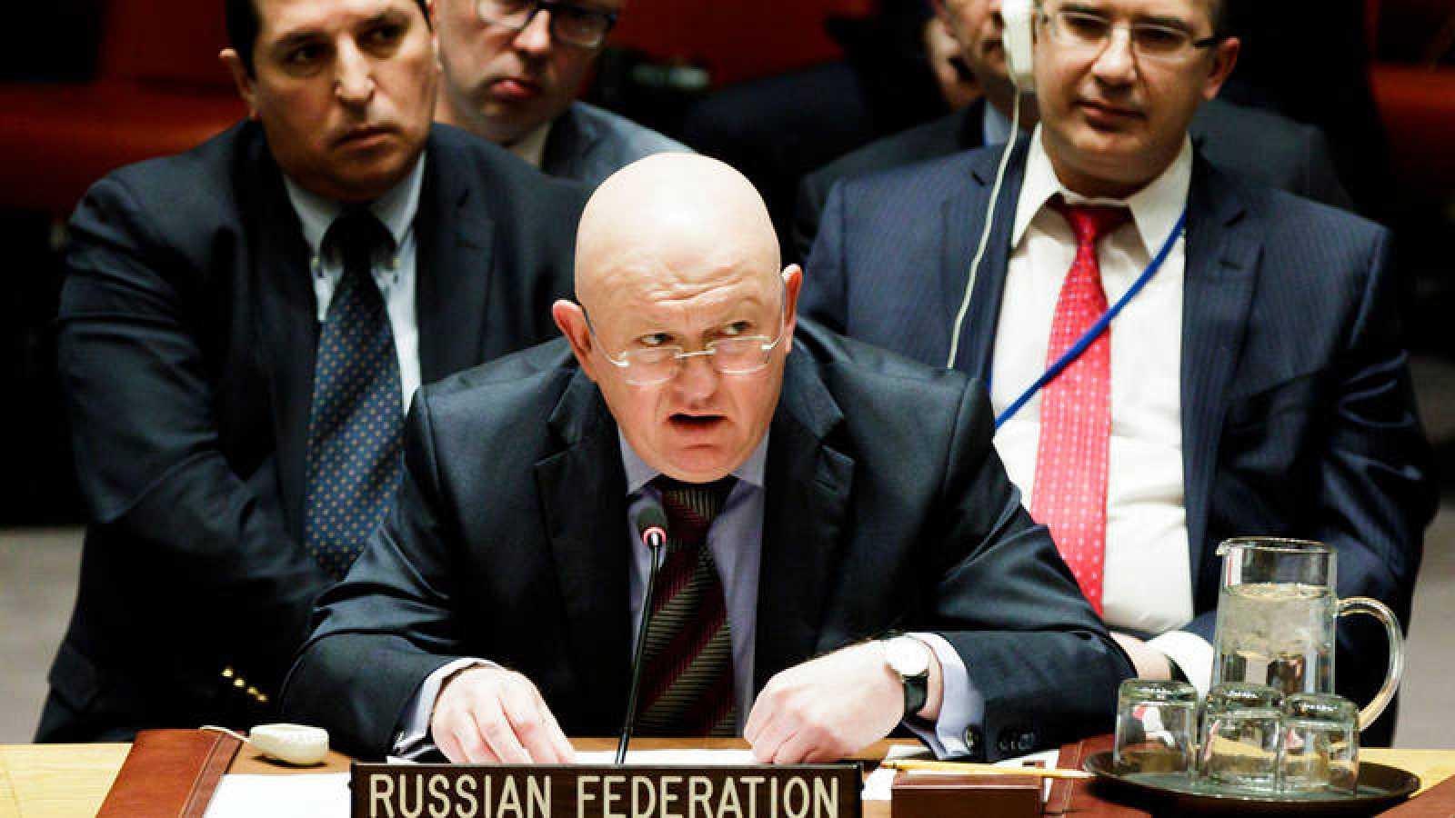 Rusia niega estar detrás del ataque al exespía y acusa a Londres de propaganda