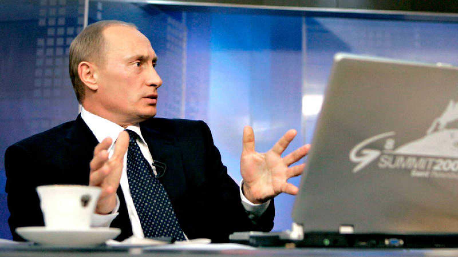 El presidente ruso, Vladímir Putin, en una imagen de archivo