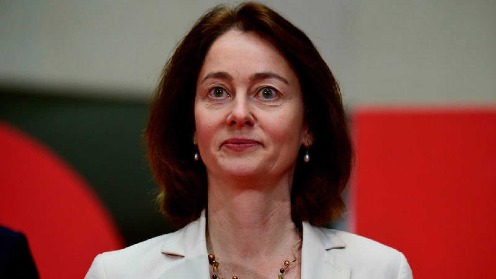 La ministra alemana de Justicia, Katarina Barley
