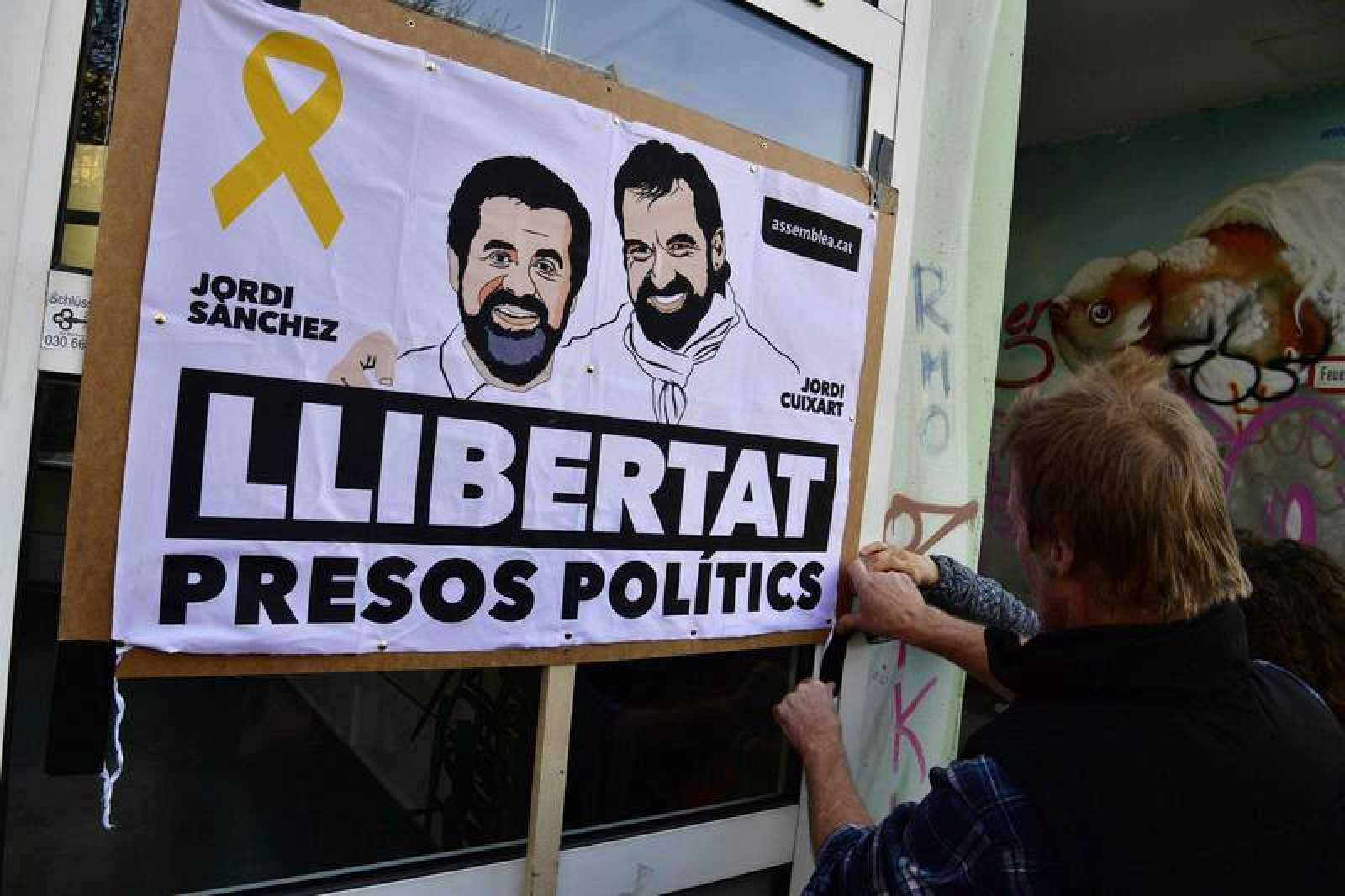 Jordi Sànchez, de nuevo candidato a la investidura.
