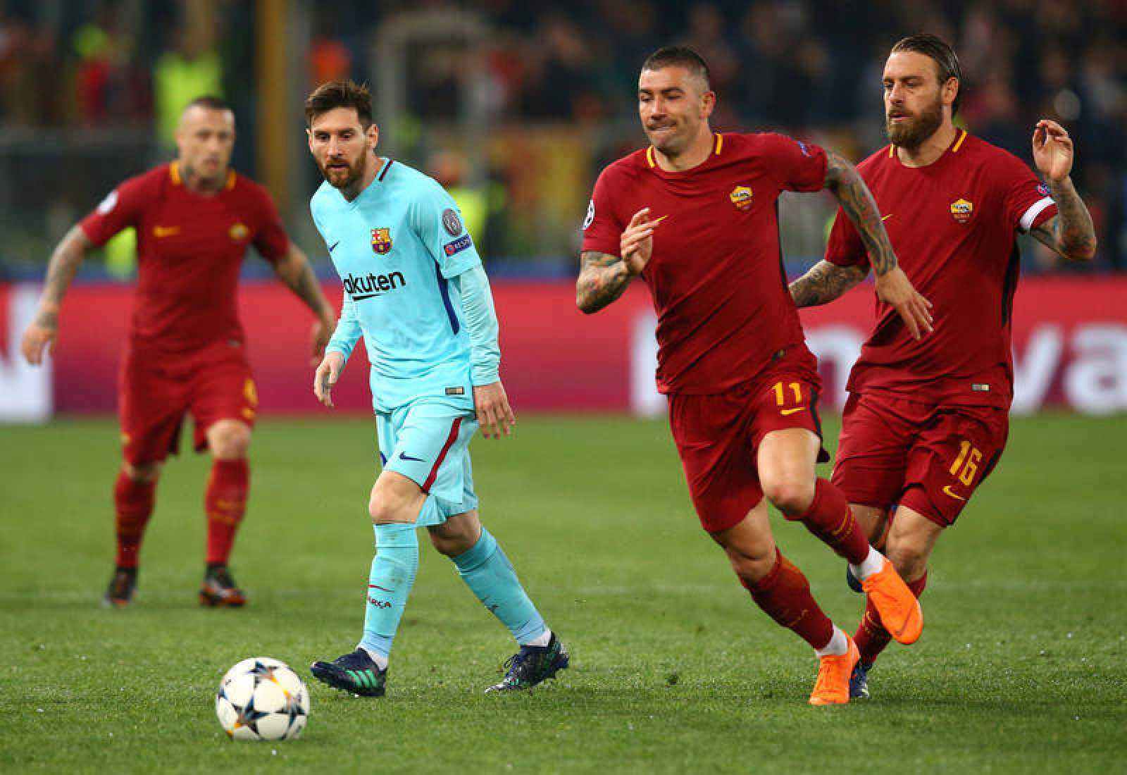 AS Roma vs FC Barcelona