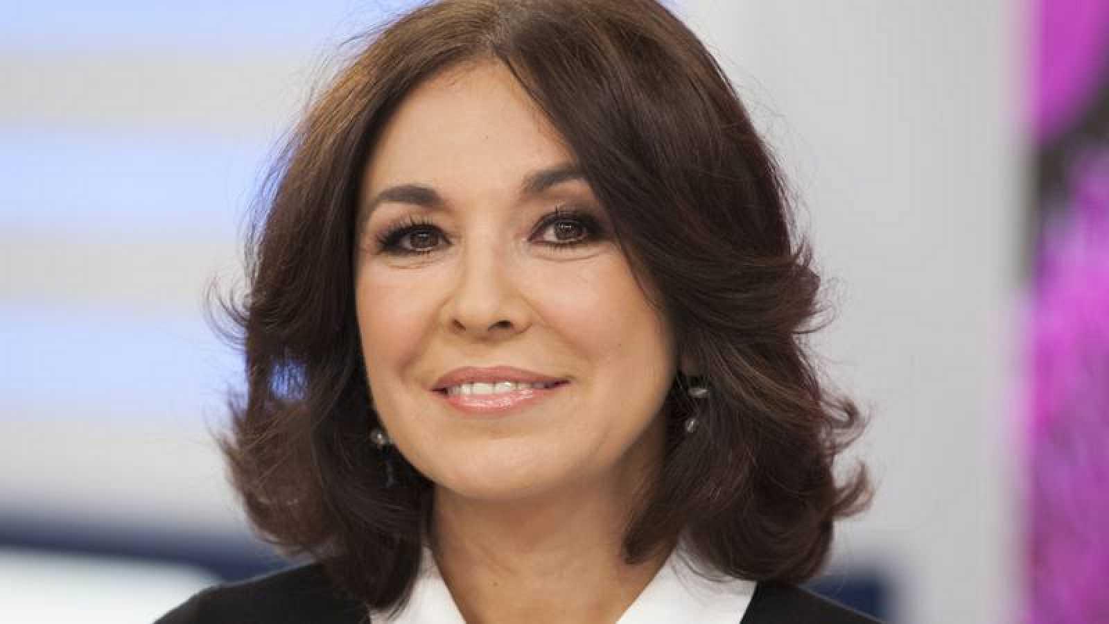 Isabel Gemio presentará en La 1 'Retratos con alma'