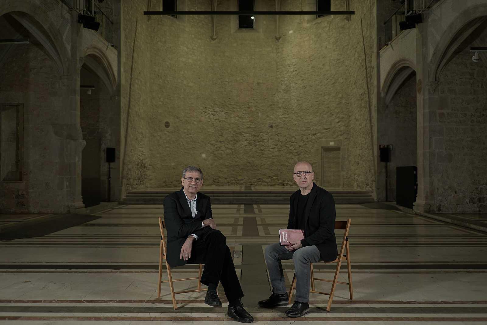 Óscar López entrevista a Orhan Pamuk, Premio Nobel de Literatura en 2006