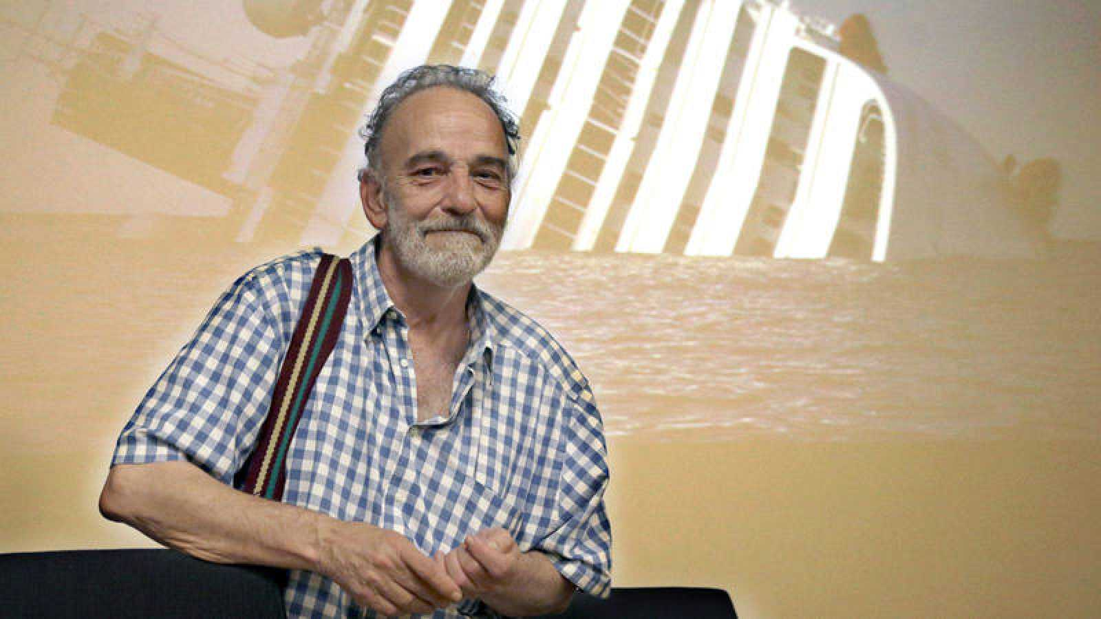 Imagen de archivo del doctor Luis Montes en Santiago de Compostela, en junio de 2015.