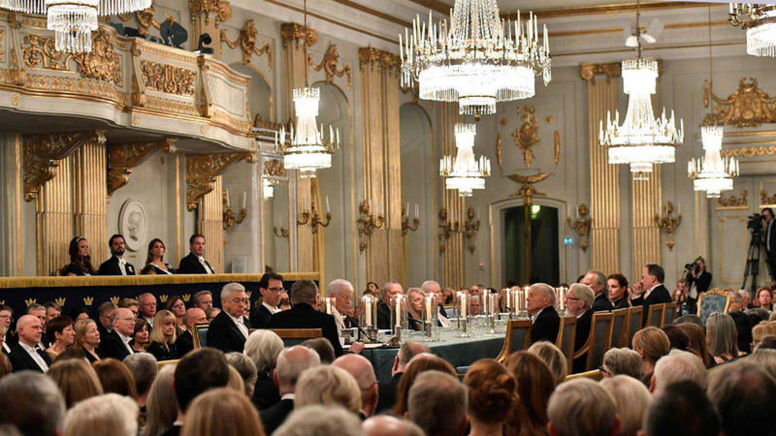 El escándalo en la Academia Sueca estalló en noviembre con la denuncia anónima de 18 mujeres por abusos y vejaciones sexuales
