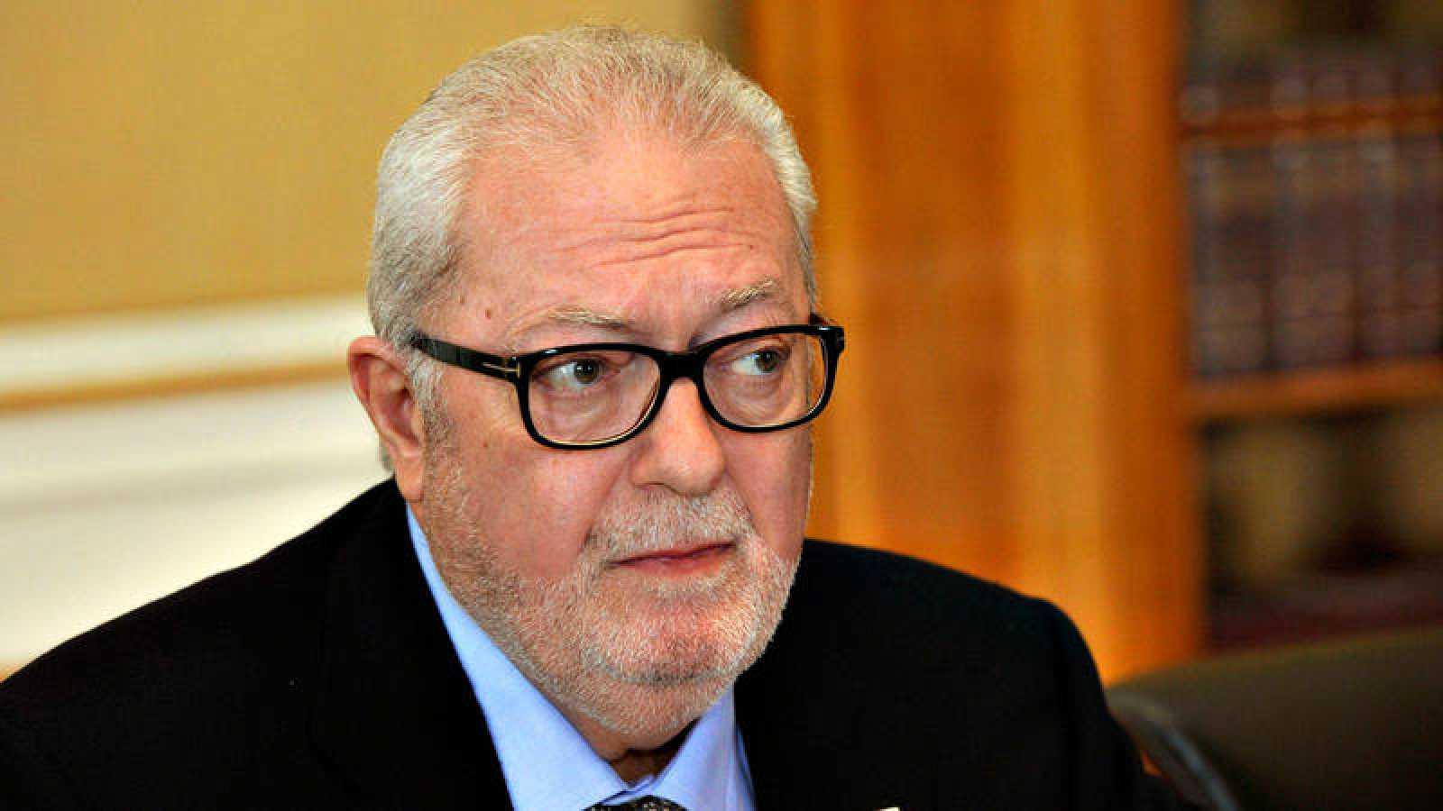 El senador del PP Pedro Agramunt, al que un informe relaciona con sobornos de Azerbaiyán